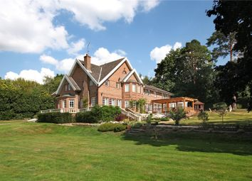 Thumbnail 8 bed detached house for sale in Cavendish Road, Weybridge, Surrey