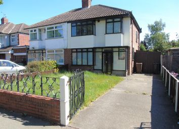 3 bed semi-detached house for sale in Old Racecourse Road, Maghull, Liverpool L31