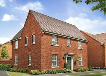 "Thumbnail 3 bed detached house for sale in ""Draycote"" at Station Road, Grove, Wantage"