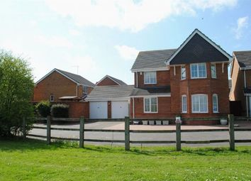 Thumbnail 4 bedroom detached house for sale in Dixon Road, Kingsthorpe, Northampton