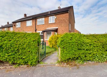 Thumbnail 2 bed end terrace house to rent in Wood Lane, Partington, Manchester