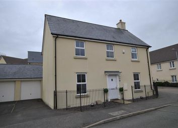 Thumbnail 4 bedroom detached house for sale in Sampson's Plantation, Fremington, Barnstaple