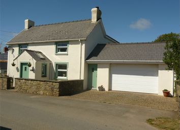 Thumbnail 3 bed detached house for sale in Brynolwyn, Little Newcastle, Haverfordwest, Pembrokeshire