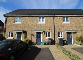 Thumbnail 2 bedroom terraced house for sale in Aldermere Avenue, West Cheshunt, Herts