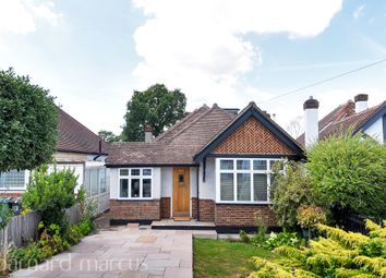 Thumbnail 5 bed detached bungalow for sale in The Warren, Worcester Park