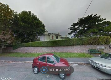 Thumbnail 1 bedroom flat to rent in Beaumont, Torquay