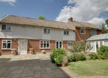 Thumbnail 4 bed detached house to rent in High Street, Stanstead Abbotts