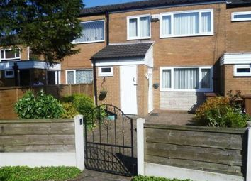 Thumbnail 3 bedroom terraced house for sale in Southdown Close, Heaton Norris, Stockport, Cheshire
