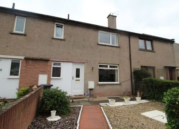 Thumbnail 3 bed terraced house for sale in Newbigging Drive, Arbroath
