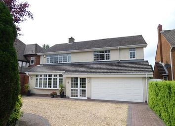 Thumbnail 4 bed detached house for sale in Park View Road, Four Oaks, Sutton Coldfield