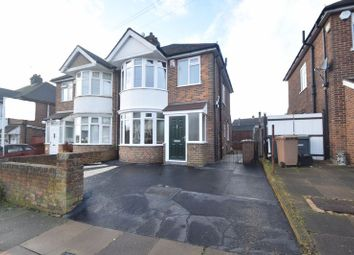 Thumbnail 3 bedroom semi-detached house for sale in Exton Avenue, Luton