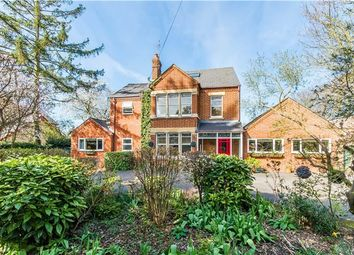 Thumbnail 5 bedroom detached house for sale in Hinton Way, Great Shelford, Cambridge