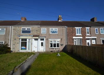 Thumbnail 3 bedroom terraced house to rent in Milbank Terrace, Station Town, Wingate