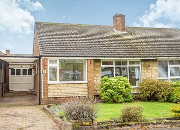 Thumbnail 2 bed bungalow for sale in Bracknell Gardens, Chapel House Estate, Newcastle Upon Tyne