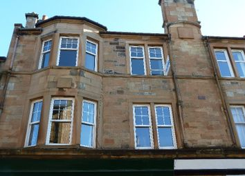 Thumbnail 2 bed flat to rent in High Street, Dunblane, Stirling