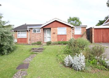 Thumbnail 3 bed detached bungalow for sale in Drury Road, Claydon, Ipswich, Suffolk