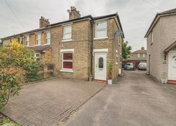 3 bed end terrace house for sale in Wood Avenue, Purfleet RM19