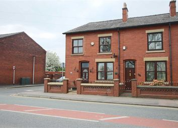 Thumbnail 2 bed end terrace house for sale in Wigan Road, Leigh, Lancashire