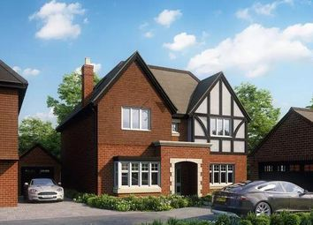 Thumbnail 5 bed detached house for sale in Manor Drive, Sutton Coldfield