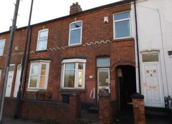 Thumbnail 3 bedroom terraced house for sale in Cecil Street, Walsall, West Midlands