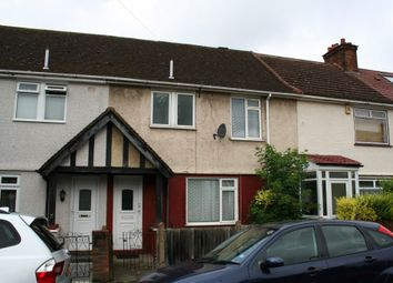 Thumbnail 3 bedroom terraced house to rent in Edmund Road, Mitcham