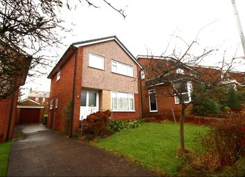 Thumbnail 3 bed detached house for sale in Oxford Drive, Kirkham, Preston