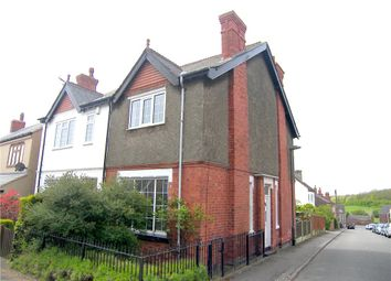 Thumbnail 2 bed semi-detached house for sale in George Street, Pinxton, Nottingham