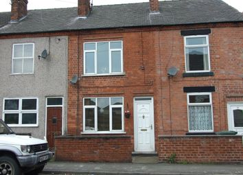 Thumbnail 2 bedroom terraced house for sale in Prospect Street, Alfreton