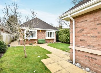 Thumbnail 3 bed detached bungalow for sale in The Limes, Burton-On-Trent