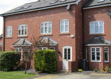 Thumbnail 3 bed town house to rent in Cherry Gardens, Chester