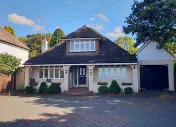 Thumbnail 3 bed detached house for sale in Epsom Lane North, Epsom, Surrey