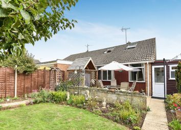 Thumbnail 2 bed semi-detached bungalow for sale in Overhill Road, Stratton, Cirencester