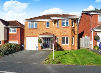 Thumbnail 4 bed detached house for sale in Katmandu Road, Oakalls, Bromsgrove