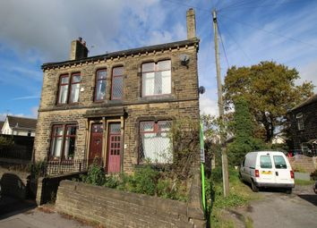 Thumbnail 4 bed semi-detached house for sale in Haworth Road, Haworth, Keighley