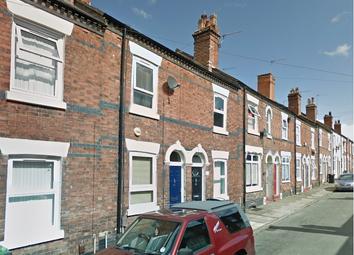 Thumbnail 3 bed terraced house for sale in Woolrich Street, Burslem, Stoke-On-Trent