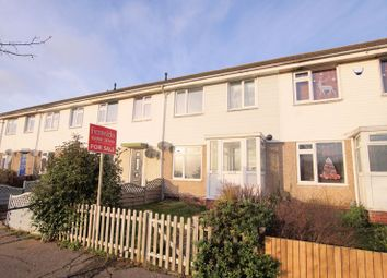 Thumbnail 3 bed terraced house for sale in Linden Lea, Portchester, Fareham