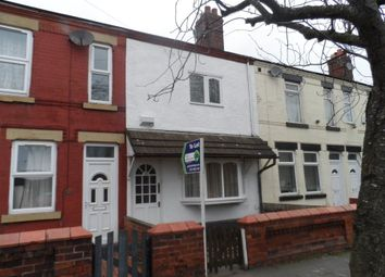 Thumbnail 2 bed terraced house to rent in Crescent Road, Ellesmere Port, Cheshire