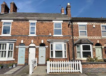 Thumbnail 2 bed terraced house for sale in Eva Street, Sandbach, Cheshire