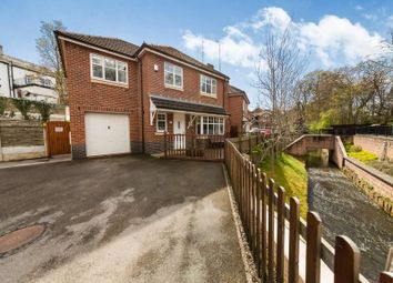 Thumbnail 4 bedroom detached house for sale in Oak Tree Close, Hyde