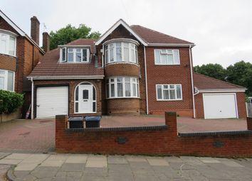 Thumbnail 5 bed detached house for sale in Erdington Hall Road, Erdington, Birmingham