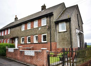Thumbnail 3 bed end terrace house for sale in 22, Kestrel Crescent, Greenock, Renfrewshire