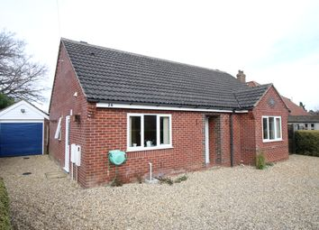 Thumbnail 4 bed detached bungalow to rent in South Croft, Hethersett