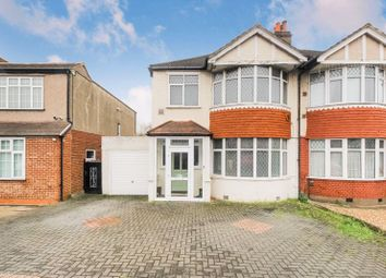 Thumbnail 3 bedroom semi-detached house for sale in Hook Rise South, Surbiton