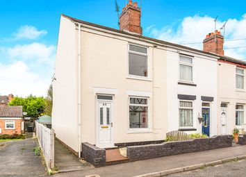 Thumbnail 2 bed terraced house for sale in Princess Street, Castle Gresley, Swadlincote