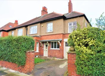 Thumbnail 5 bed semi-detached house for sale in Moorside South, Fenham, Newcastle Upon Tyne