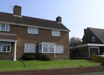 Thumbnail 3 bed semi-detached house for sale in The Ridgeway, Sedgley, Dudley