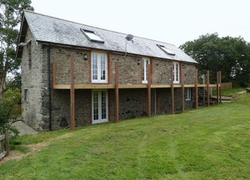 Thumbnail 2 bed detached house to rent in Menheniot, Liskeard