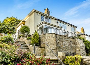 Thumbnail 2 bed semi-detached house for sale in Britannia Road, Milnsbridge, Huddersfield