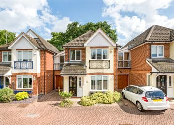 Thumbnail 4 bed detached house for sale in Portmore Quays, Old Wharf Way, Weybridge, Surrey