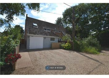 Thumbnail 3 bed semi-detached house to rent in Beech Road, Tokers Green, Reading